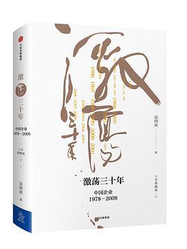 激荡三十年:中国企业1978—2008