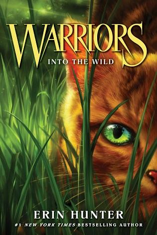 Hunter Erin Into the Wild(Warriors #1)-猫武士首部曲1:呼唤野性