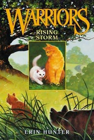 Hunter Erin Rising Storm(Warriors #4)-猫武士首部曲4:云起风涌